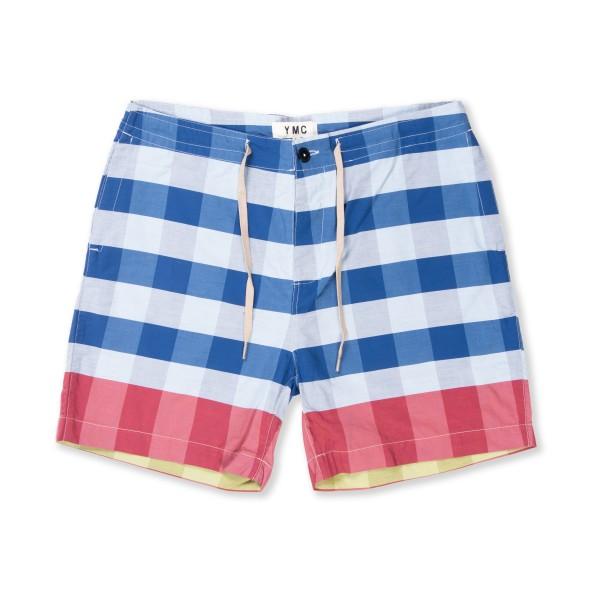 YMC Classic Shorts (Multi check)