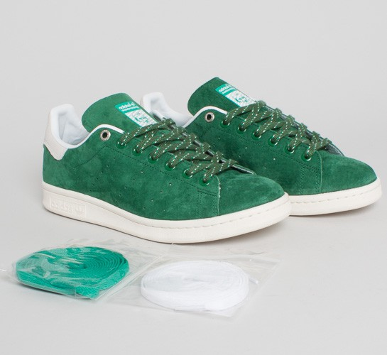 Adidas Stan Smith Skateboarding Green