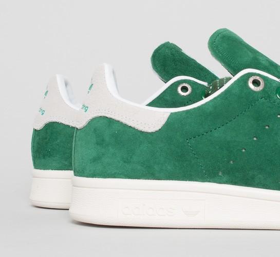 adidas stan smith amazon green