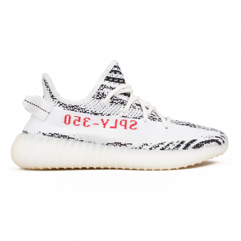 adidas YEEZY BOOST 350 V2 'Zebra