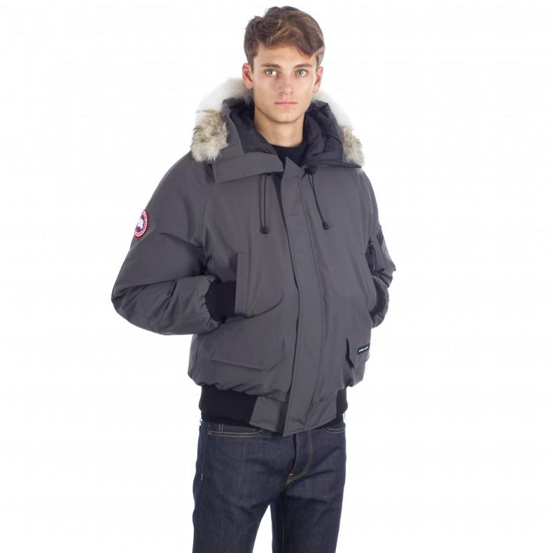 Canada Goose coats online discounts - Canada Goose Chilliwack Bomber (Graphite) - Consortium.