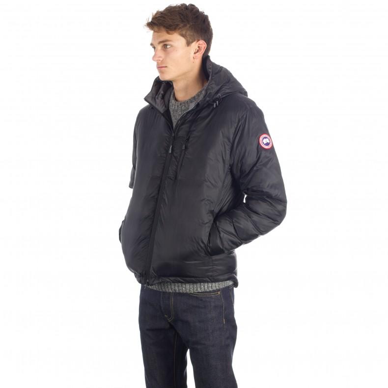 Canada Goose victoria parka sale shop - Canada Goose Lodge Hoody (Black) - Consortium.