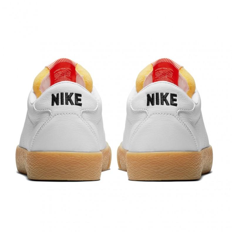 escotilla métrico Extracción  Nike SB Zoom Bruin Ultra ISO 'Orange Label White Pack' (White/Black-Safety  Orange) - CD6750-100 - Consortium