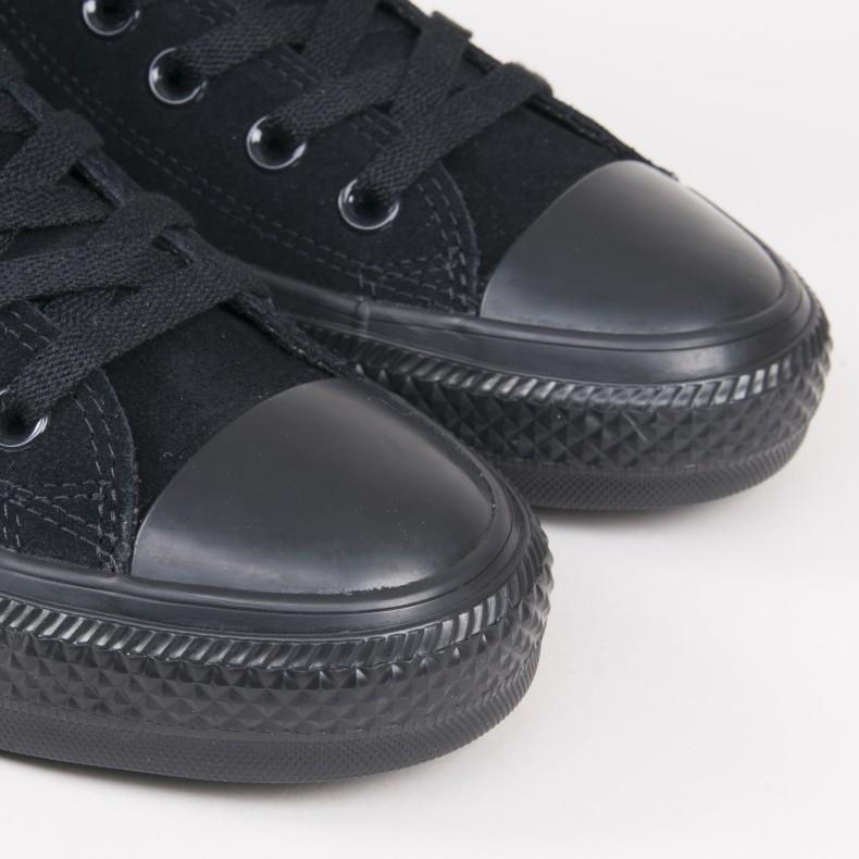 Chaise longue Grande parrilla  Converse Cons CTAS Pro Hi (Black/Black/Black) - 161578C - Consortium
