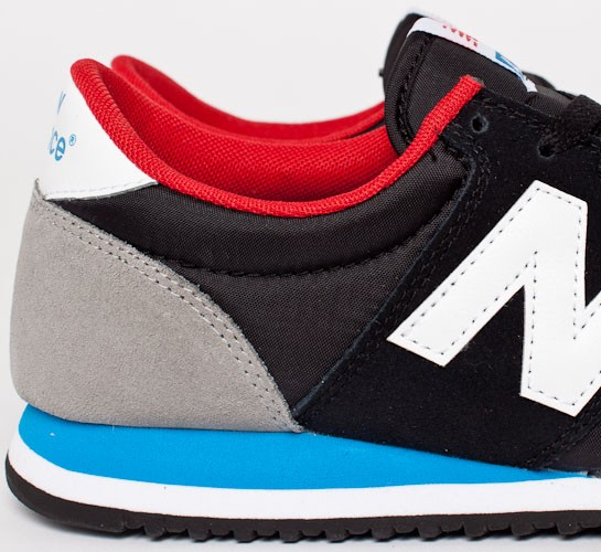 New Balance 420 Black And Blue