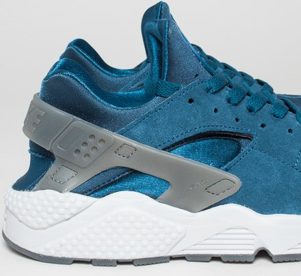 Nike Air Huarache Blue Force Cool Grey