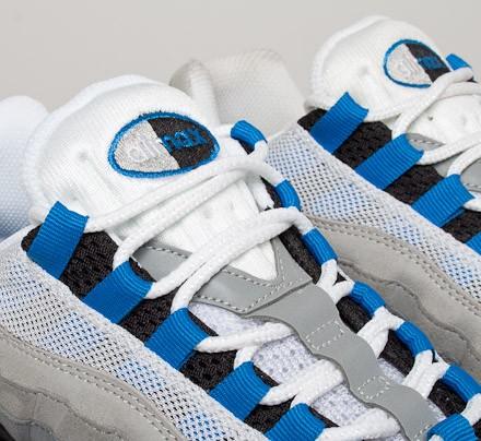 Nike Air Max 95 Blue Spark