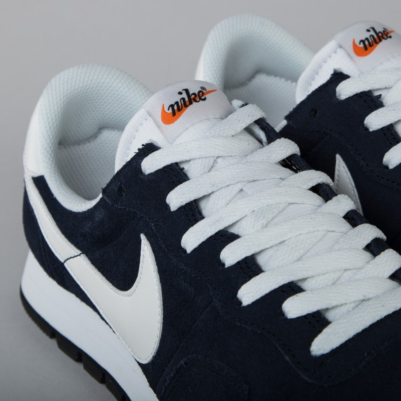suave regular Lujo  Nike Air Pegasus 83 LTR (Dark Obsidian/Summit White) - Consortium.