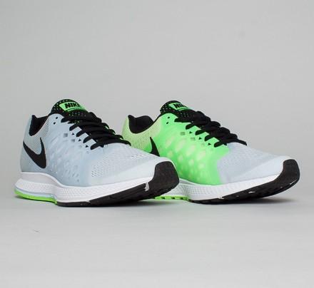 separation shoes 53636 9c123 ... nike zoom pegasus 31 green ...