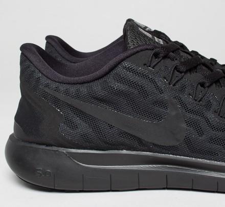 Nike Free 5.0 Black/Black