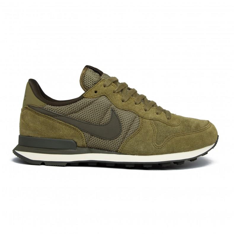 Nike Internationalist Premium (Olive Flak/Dark Loden-Cashmere ...
