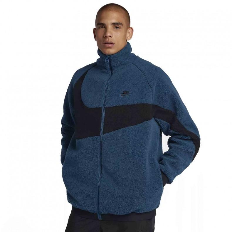Nike Vaporwave Reversible Swoosh Fleece