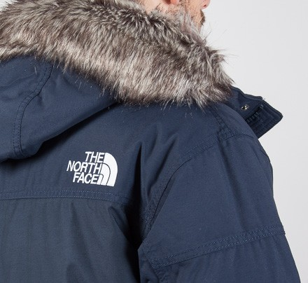 The north face mcmurdo parka test