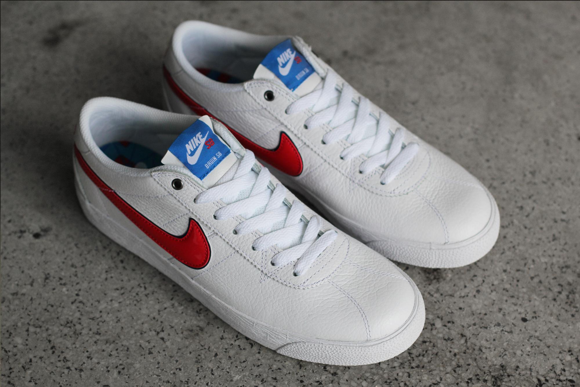 brand new c87ef ff134 Nike SB Bruin Premium SE  London  QS