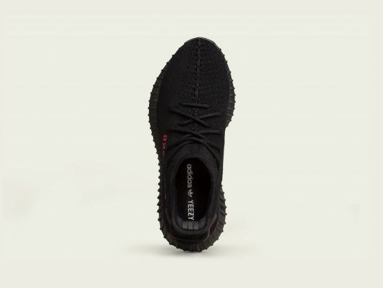 YEEZY BOOST 350 V2 BLACK / RED